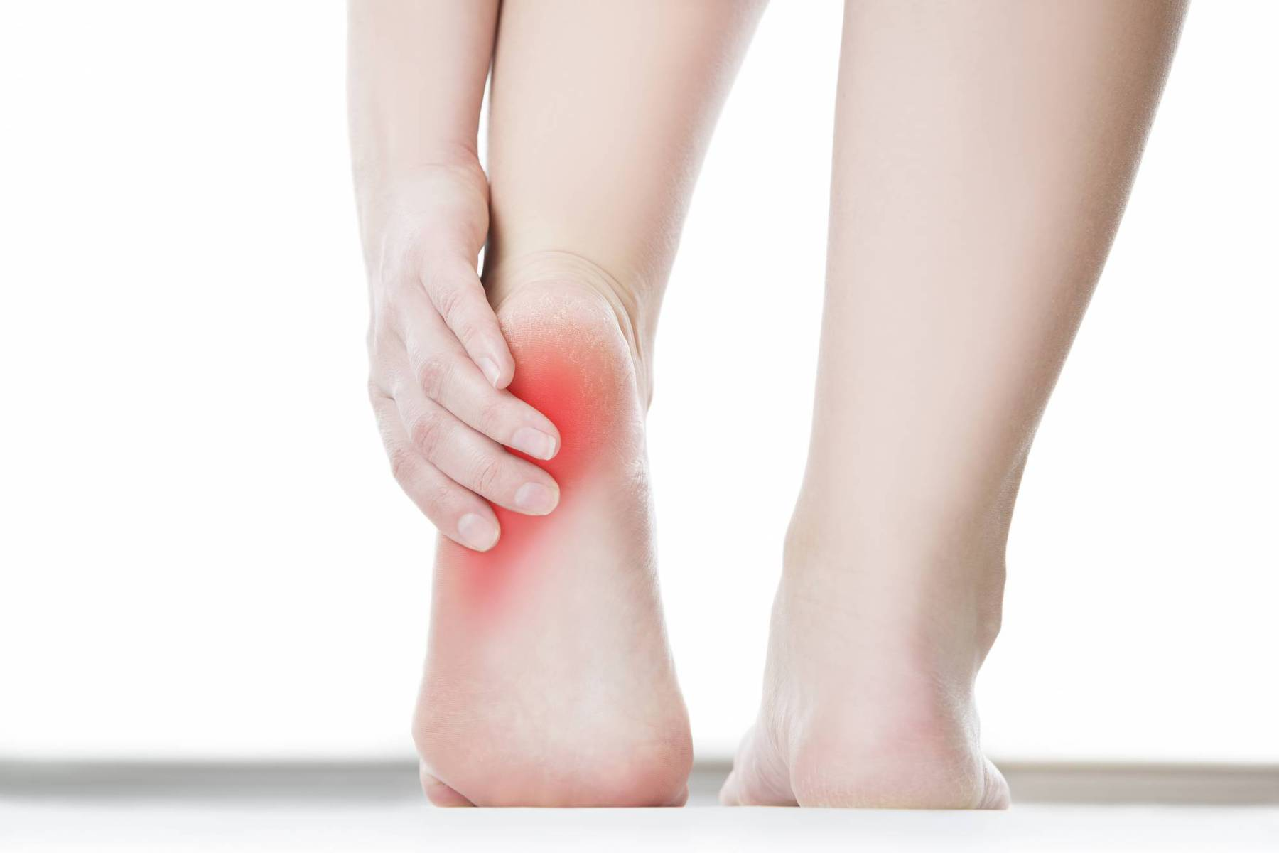 Heel Pain & what to do about it