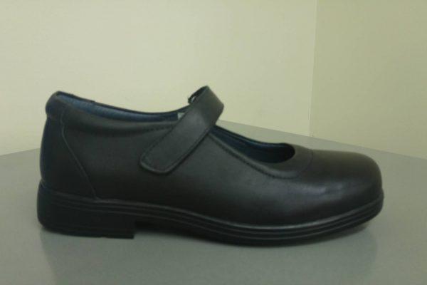 Claire-kids-black-leather-shoes $60