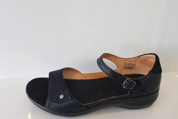 Bali-Revere Orthotic Friendly Sandals at Hip2Toe Plus