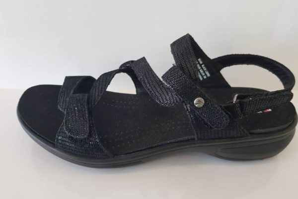 Miami -Revere Orthotic Friendly Sandals at Hip2Toe Plus