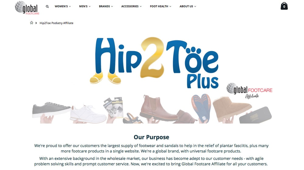 Hip2Toe Plus Cairns